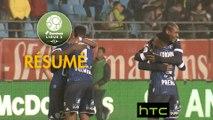 ESTAC Troyes - Clermont Foot (1-0)  - Résumé - (ESTAC-CF63) / 2016-17