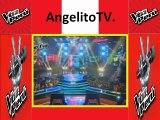 """La Voz Perú 15-12-2015 Angela Begazo canta """"Despues de Todo"""""""