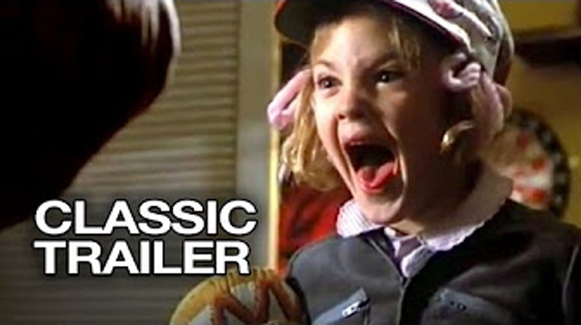 E T The Extra Terrestrial Official Trailer 1 Drew Barrymore Movie 1982 Hd Video Dailymotion