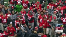 Samuel's TD wins the game for Ohio State in 2OTs