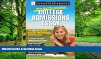Best Price Write Your Way into College: College Admissions Essay LearningExpress LLC Editors On