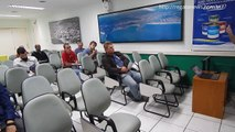 TV JORNAL REGATA NEWS - WORKSHOP GERENCIAMENTO DE PINTURA NAUTICA