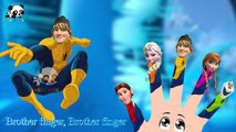 #FrozenElsa #Spiderman #FingerFamilySongs #NurseryRhymes Lyric & More Panda Kids