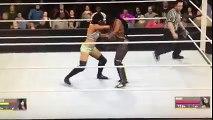 Alicia Fox hits her Finisher in WWE 2K16!