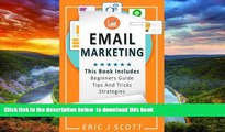 Audiobook Email Marketing: This Book Includes  Email Marketing Beginners Guide, Email Marketing