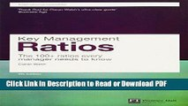 Read Key Management Ratios (4th Edition) (Financial Times Series) Ebook Online