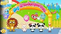 My Kindergarten - Panda Games by BabyBus Kids Games - Learn & Fun Activities in a Kindergarten
