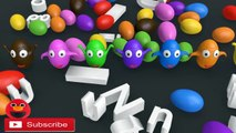 Learn Numbers 3D with Surprise Eggs - Learn to Count Numbers with 3D Surprise Eggs For Toddlers
