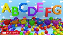 Learn Count Numbers 3D Surprise ,Learn ABC and Eggs Eggs Surprise 3D Color Balls