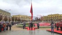Report TV - 104 vjet shtet shqiptar, festohet Pavarësia/Urimet e politikanëve