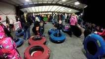 Extreme Snow Tubing - WITH NO SNOW!