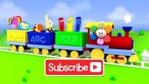 Wheels on the Bus part 2 - 3D Kids Rhymes | Color Crew Babies | Nursery Rhymes for Kids | BabyFirst