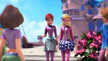 Winx Club Movie - The Mystery of the Abyss - Stella's Fashion Glasses (Italian)!