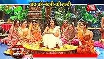 Chandra Nandni 28th November 2016 News - Nandni Ne Milaya Haldi Mein Zeher