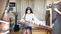 Pink Floyd - Another Brick In The Wall Gayageum Cover by Luna