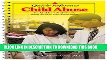 [READ] Mobi Child Abuse: Quick Reference for Healthcare, Social Service and Law Enforcement