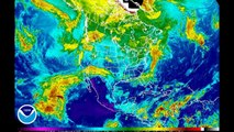 RED ALERT! Danger! Big Storms & Floods headed to USA & MEXICO