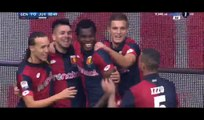 Genoa 3-1 Juventus - All Goals & Highlights