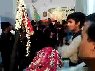 Majlis wa Sakka-e-Sakina Ka Matam from Ardali Bazar, Varanasi, INDIA on 27th Nov 2016 LiveAzadari.com