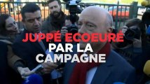 """Primaire: Juppé revient sur la campagne """"ignoble"""" contre lui"""