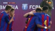 [HIGHLIGHTS] FUTBOL (Juvenil A): FC Barcelona - DAMM (2-1)
