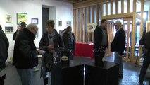 Hautes-Alpes : Un duo expo de tableaux et dégustation de vins à Gap