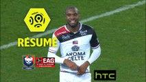 SM Caen - EA Guingamp (1-1)  - Résumé - (SMC-EAG) / 2016-17