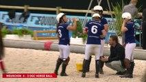 SALON DU CHEVAL DIMANCHE HORSE BALL MATCH 3