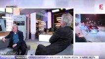 """Gros clash entre Cohn-Bendit et Mélenchon """"Va te faire foutre... Va tutoyer Castro !"""""""