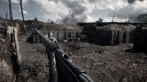 Jeu réaliste d'attaque d'une tranchée - 1ère guerre mondiale - Battlefield 1