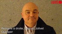 Primaire à droite à Quimper, Ludovic Jolivet