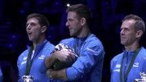 Coupe Davis 2016 -  Le sacre de l'Argentine de Juan Martin Del Potro qui gagne sa première Coupe Davis