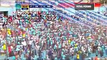 Sporting Cristal vs Melgar 3-2 Goles del Primer Tiempo Copa Movistar 27/11/2016