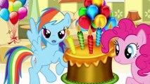 Happy Birthday Song MyLittle Pony | Happy Birthday To You