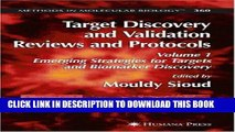 [READ] Mobi Target Discovery and Validation Reviews and Protocols: Emerging Strategies for Targets