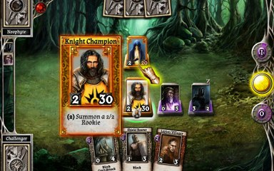 Drakenlords: CCG Card Duels - Android gameplay PlayRawNow