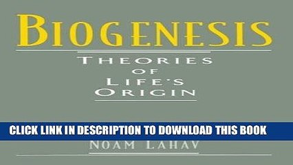 Theory Of Life Resource