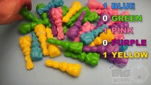Learn Colours with Easter Bunnies and Bendy Easter Bunnies! Fun Learning Contest!