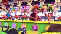 Kids' Carousel Ride, Ferris Wheel, Kiddie Plane Ride, Fun Slides and More! Outdoor Amusement Park-fv4PLbz2eNA