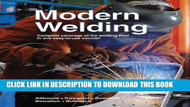 [PDF] Modern Welding Full Collection