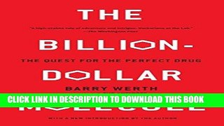 [PDF] Mobi The Billion Dollar Molecule: One Company s Quest for the Perfect Drug Full Download