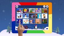 Christmas Apps for Kids | Christmas Activity Book | Christmas Puzzles, Counting & More by BabyFirst