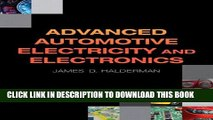 [PDF] Advanced Automotive Electricity and Electronics (Automotive Systems Books) Full Colection
