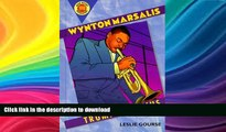 READ BOOK  Wynton Marsalis: Jazz and Classical Trumpet Genius (Book Report Biographies)  PDF