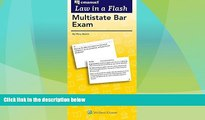 Best Price Multistate Bar Exam Flash Cards (Law in a Flash) Mary Basick For Kindle