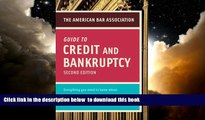 Best Price American Bar Association American Bar Association Guide to Credit and Bankruptcy,