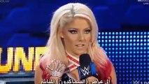 WWE Smackdown Live (Girls Fight) 9/8/2016