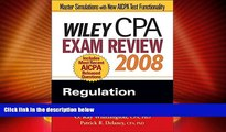 Price Wiley CPA Exam Review 2008: Regulation (Wiley CPA Examination Review: Regulation) O. Ray