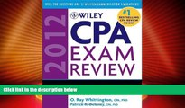 Best Price Wiley CPA Exam Review 2012, Business Environment and Concepts O. Ray Whittington On Audio