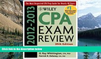Online Patrick R. Delaney Wiley CPA Examination Review, Outlines and Study Guides (Volume 1)